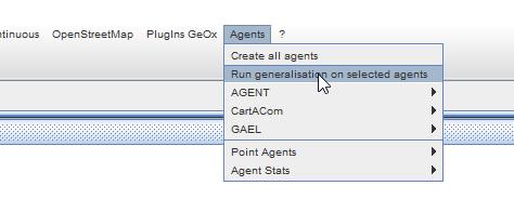 Tutorial on agent-based generalization with CartAGen   CartAGen